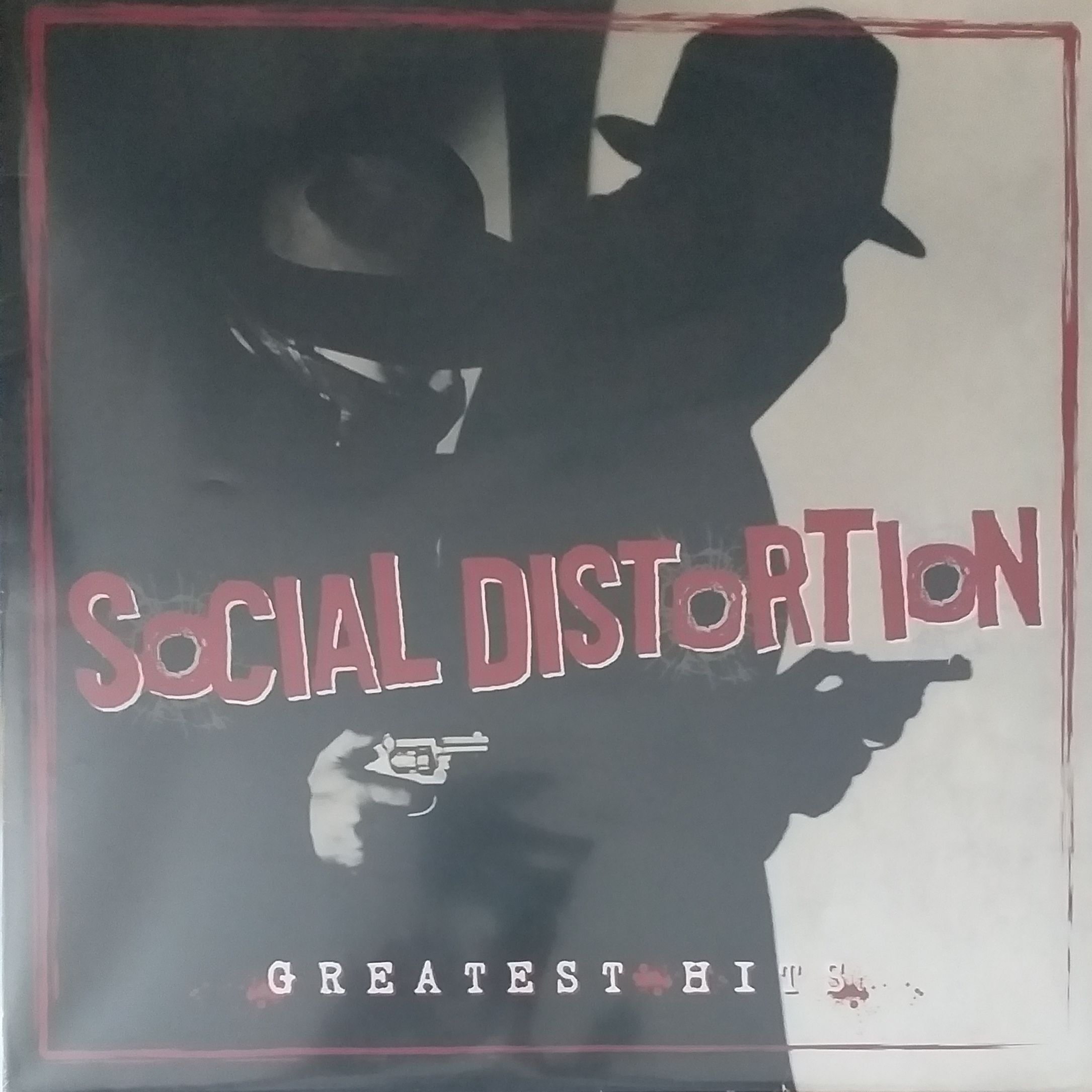 Social distortion  Greatest hits LP undefined