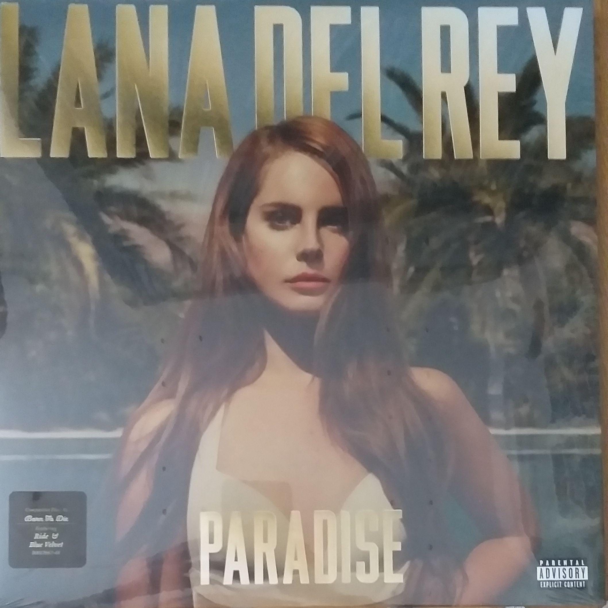 Lana Del Rey Paradise LP undefined