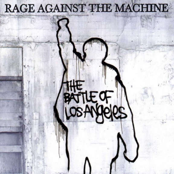 Rage Against the Machine The Battle of Los Angeles Oheistarvikkeet 1999
