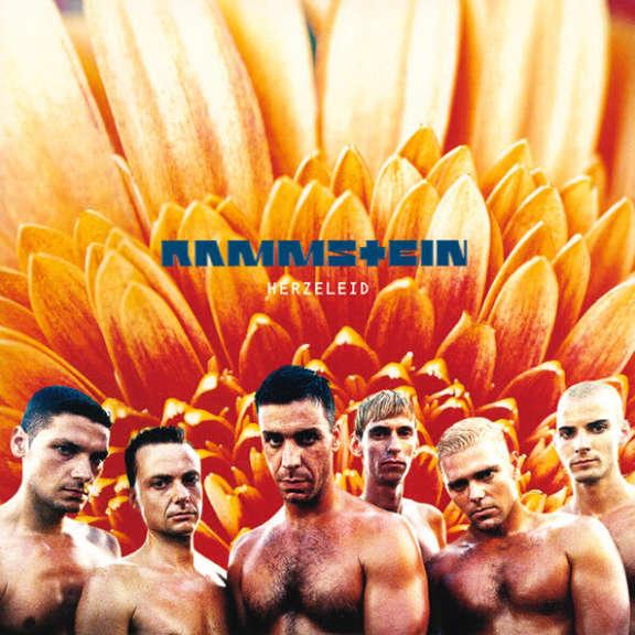 Rammstein Herzeleid LP 0