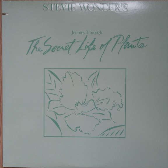 Stevie Wonder Stevie Wonder's Journey Through The Secret Life Of Plants  LP 0
