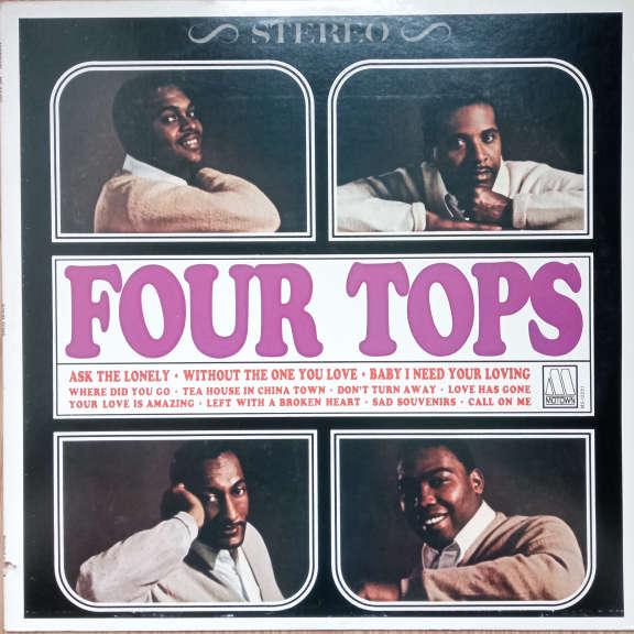 Four Tops Four Tops  LP 0