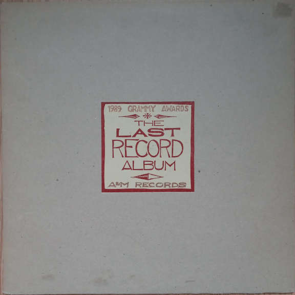 Various 1989 Grammy Awards - The Last Record Album LP 0