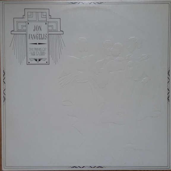 Jon And Vangelis The Friends Of Mr Cairo LP 0