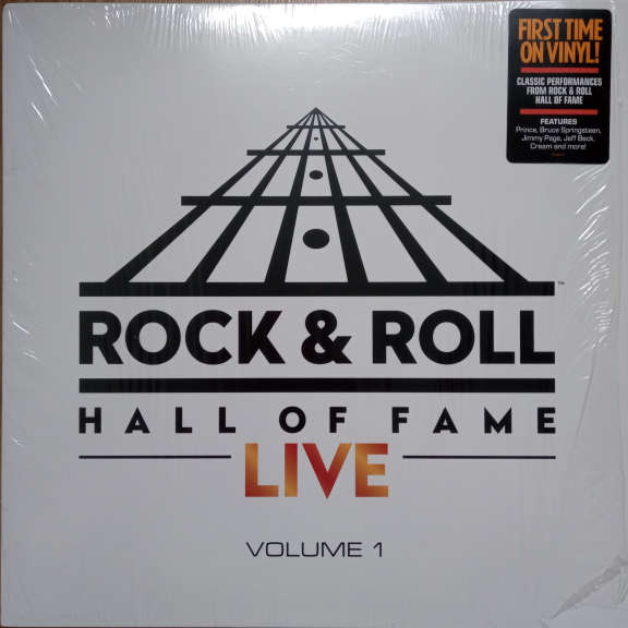 Various Rock & Roll Hall Of Fame Live—Volume 1 LP 0