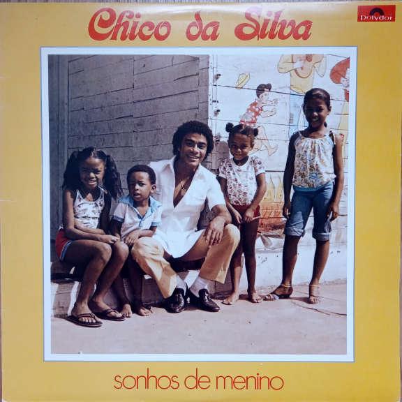 Chico Da Silva Sonhos De Menino LP 0