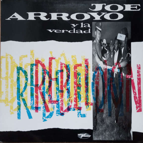 Joe Arroyo Y La Verdad Rebellion LP 0