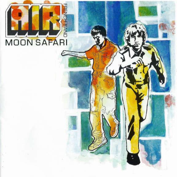 Air Moon Safari Oheistarvikkeet 1998