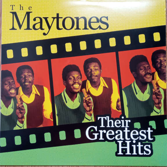 The Maytones Their Greatest Hits LP 0
