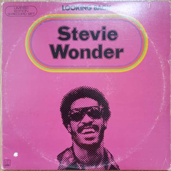 Stevie Wonder Looking Back   LP 0