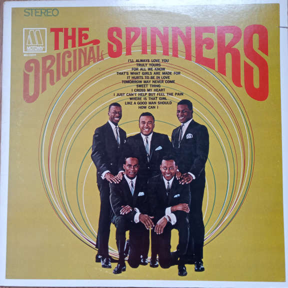 The Spinners The Original Spinners LP 0