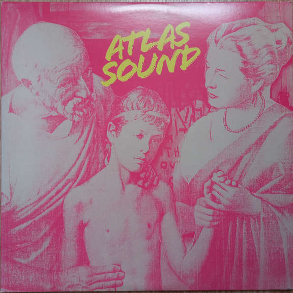 Atlas Sound Let The Blind Lead Those Who Can See But Cannot Feel LP 0