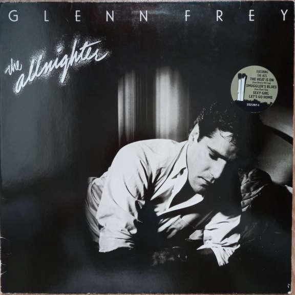 Glenn Frey The Allnighter LP 0