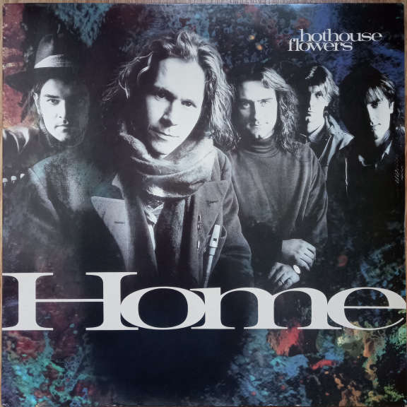Hothouse Flowers Home LP 0