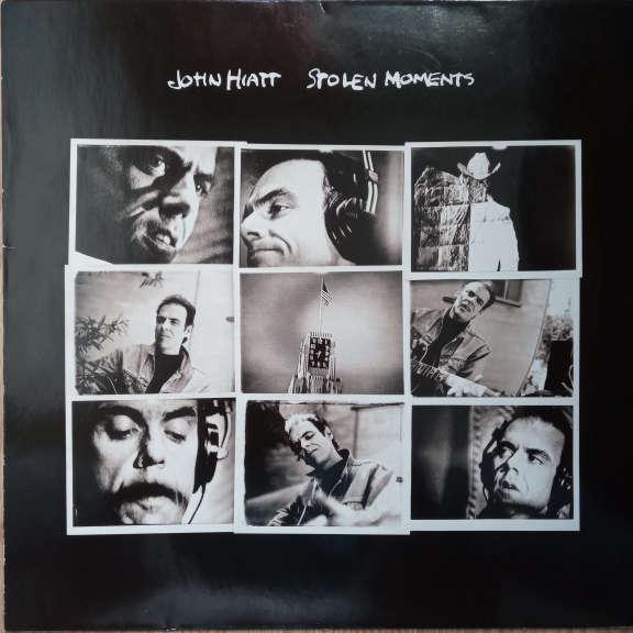 John Hiatt Stolen Moments  LP 0