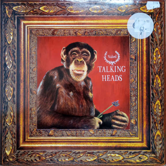 Talking Heads Naked LP 0