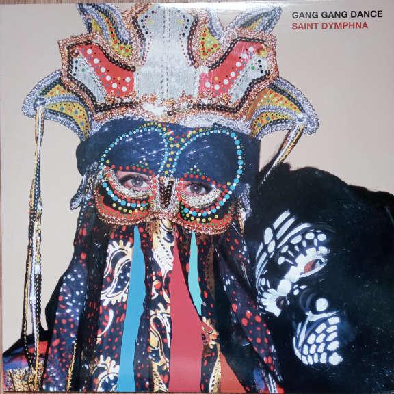 Gang Gang Dance Saint Dymphna LP 0
