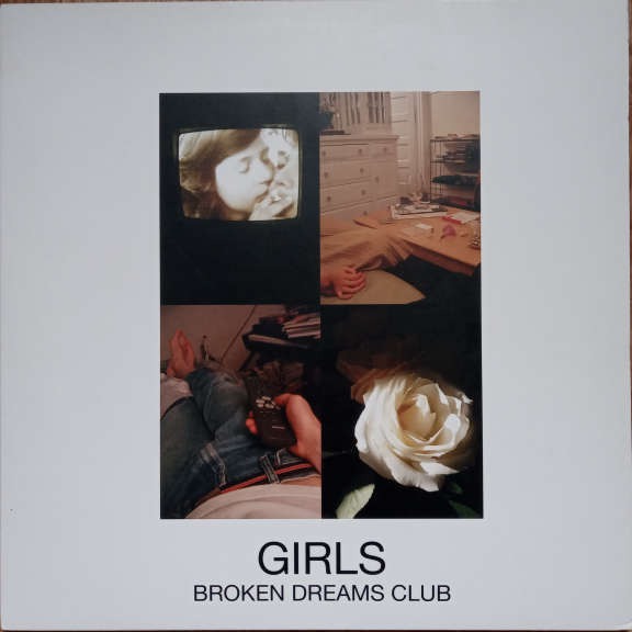 Girls Broken Dreams Club LP 0