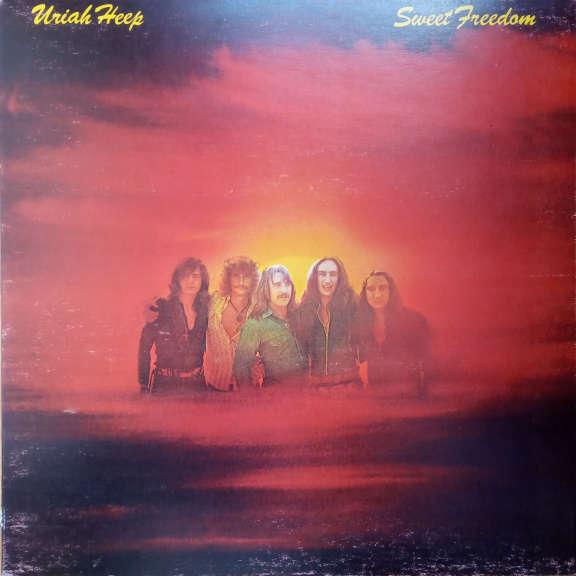 Uriah Heep Sweet Freedom LP 0