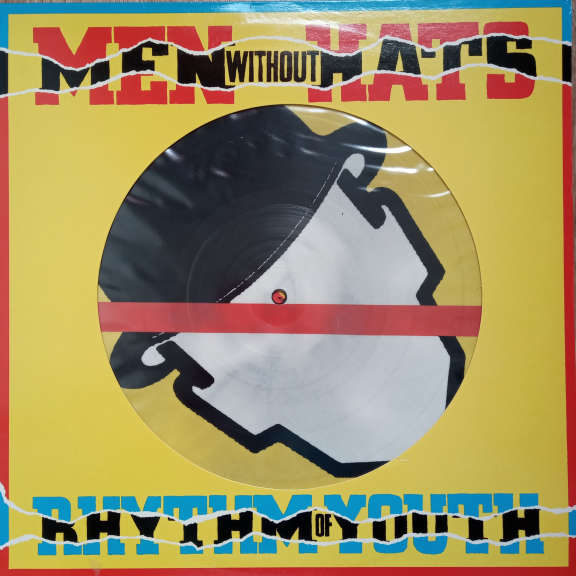 Men Without Hats Rhythm Of Youth LP 0