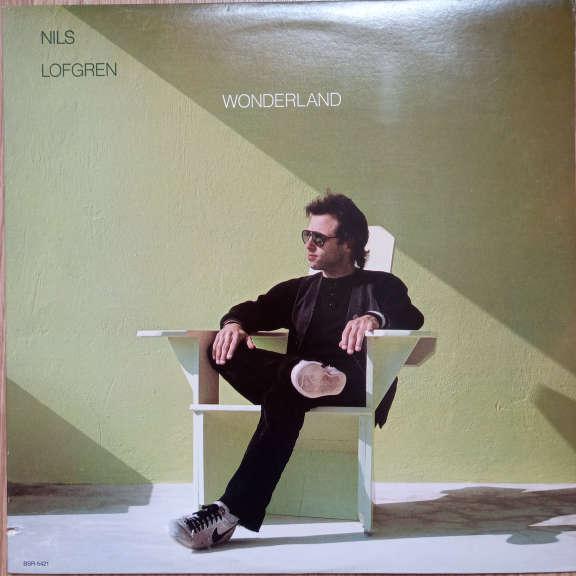 Nils Lofgren Wonderland LP 0