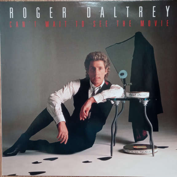 Roger Daltrey Can't Wait To See The Movie LP 0