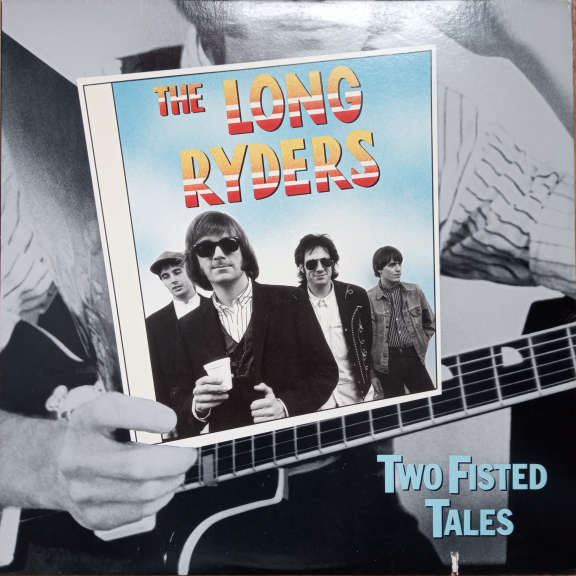 The Long Ryders Two Fisted Tales  LP 0