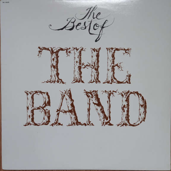 TThe Band The Best Of The Band LP 0