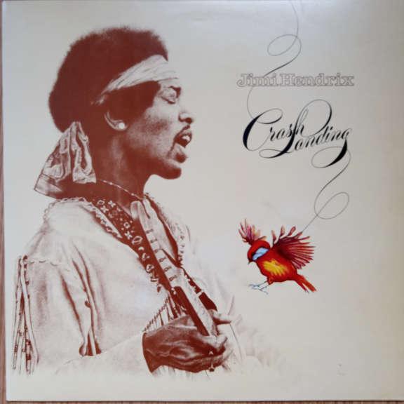 Jimi Hendrix Crash Landing LP 0