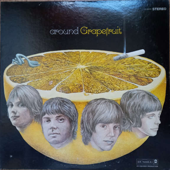 Grapefruit Around Grapefruit LP 0