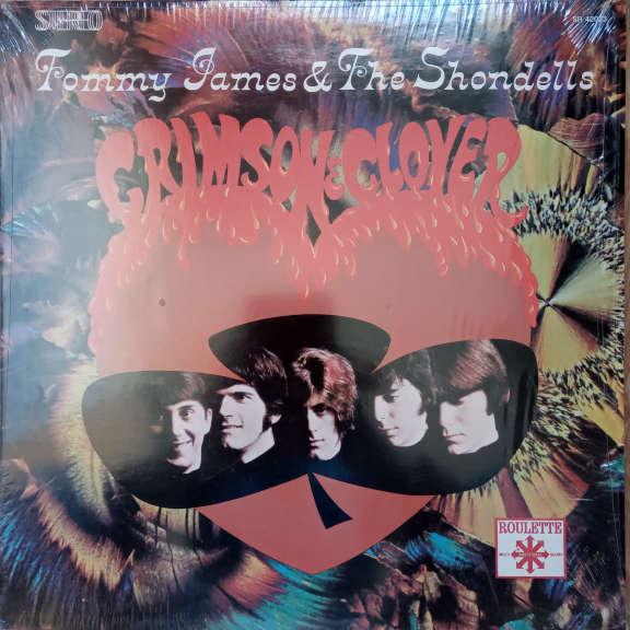 Tommy James & The Shondells Crimson & Clover LP 0