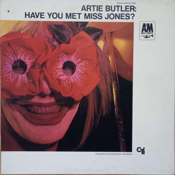 Artie Butler Have You Met Miss Jones? LP 0
