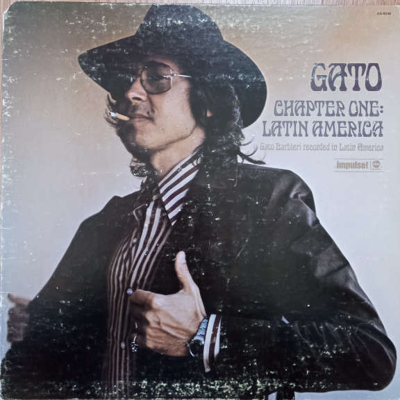 Gato Barbieri Chapter One: Latin America LP 0