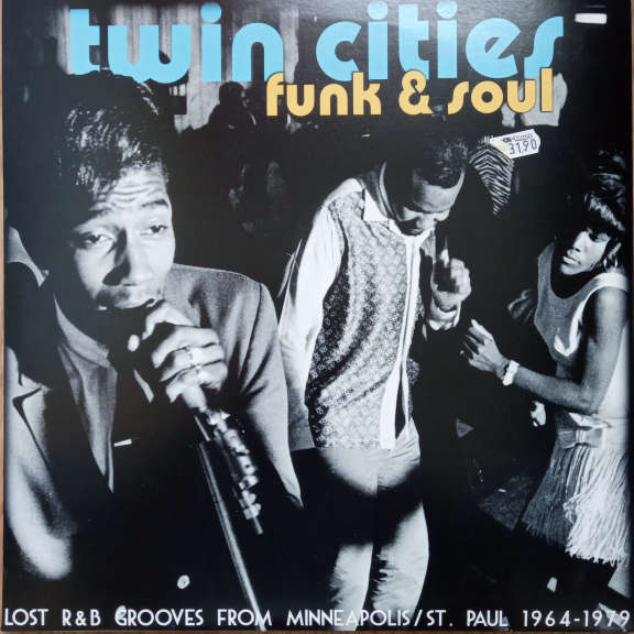 Various Twin Cities Funk & Soul: Lost R&B Grooves From Minneapolis/St. Paul 1964-1979 LP 0