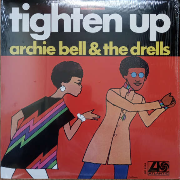 Archie Bell & The Drells Tighten Up LP 0