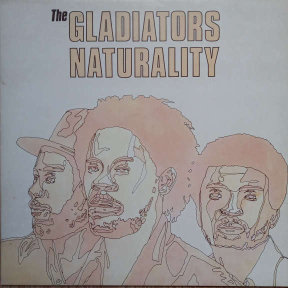 The Gladiators Naturality LP 0