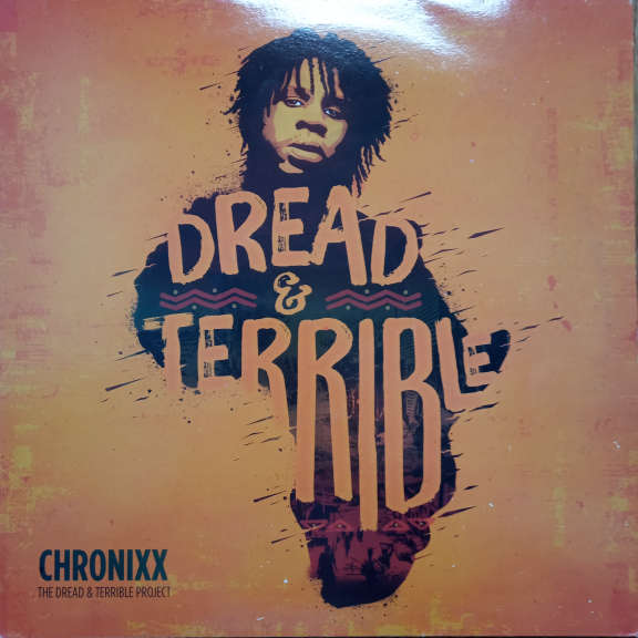 Chronixx Dread & Terrible LP 0