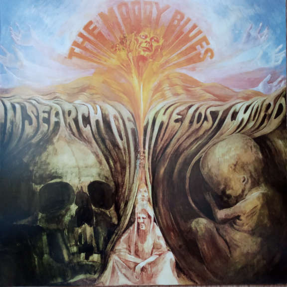 The Moody Blues In Search Of The Lost Chord  LP 0