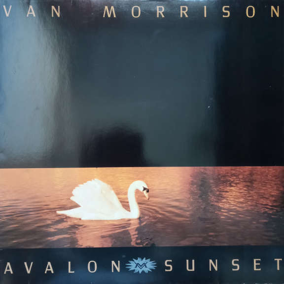 Van Morrison Avalon Sunset LP 0
