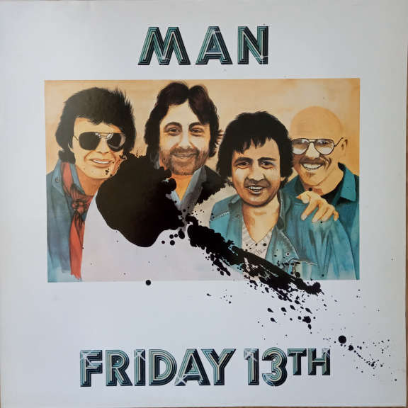 Man Friday 13th LP 0