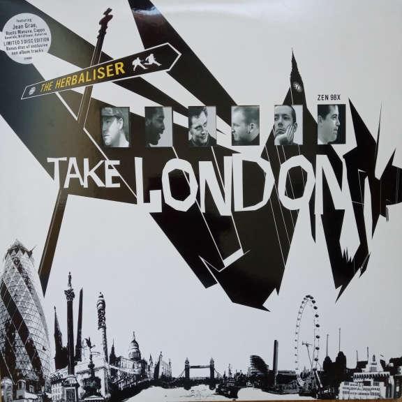 The Herbaliser Take London LP 0