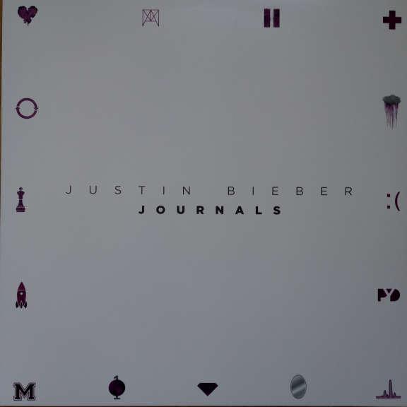 Justin Bieber Journals LP 0