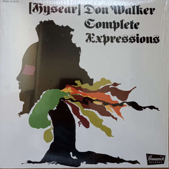 Hysear Don Walker Complete Expressions LP 0