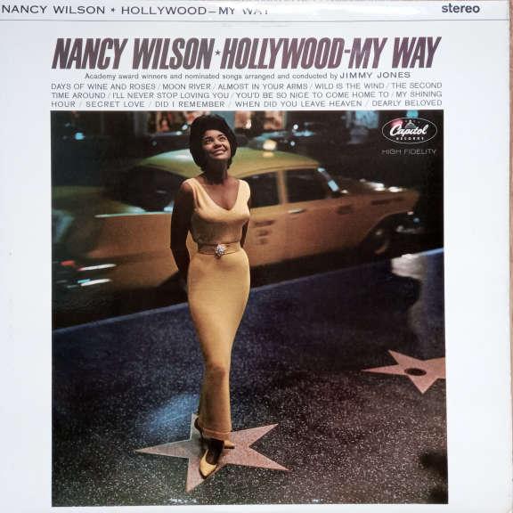 Nancy Wilson Hollywood - My Way LP 0