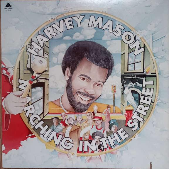Harvey Mason Marching In The Street LP 0