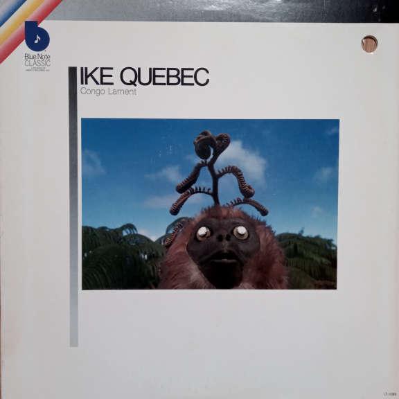 Ike Quebec Congo Lament LP 0
