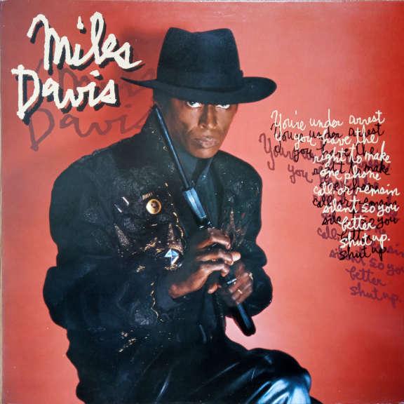 Miles Davis You're Under Arrest LP 0