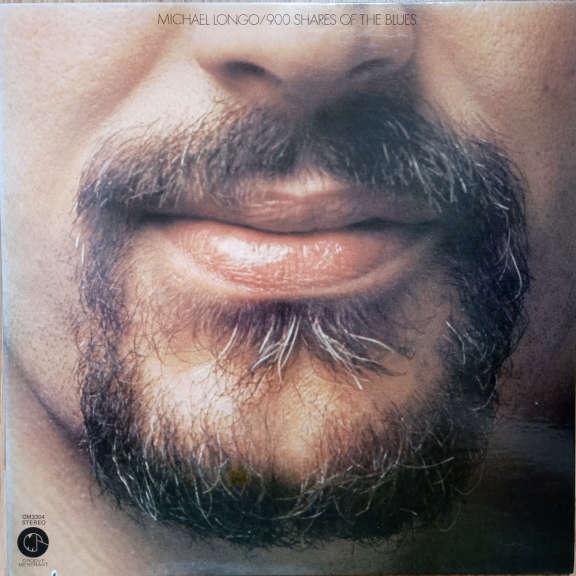 Michael Longo 900 Shares Of The Blues LP 0