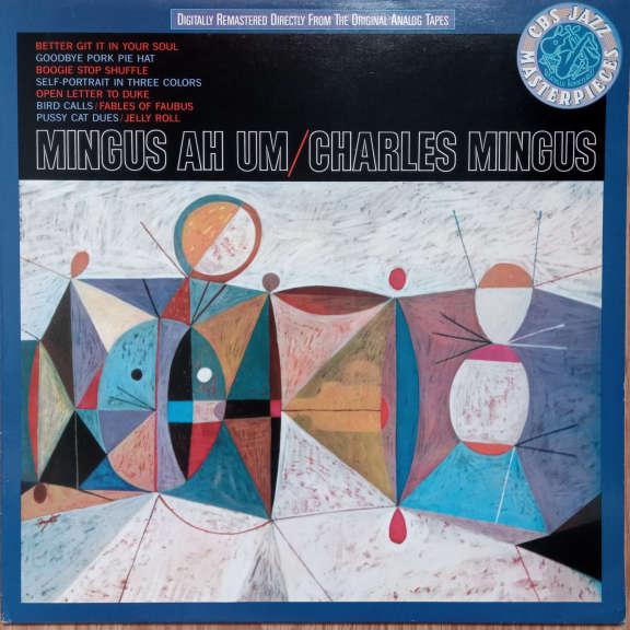 Charles Mingus Mingus Ah Um LP 0