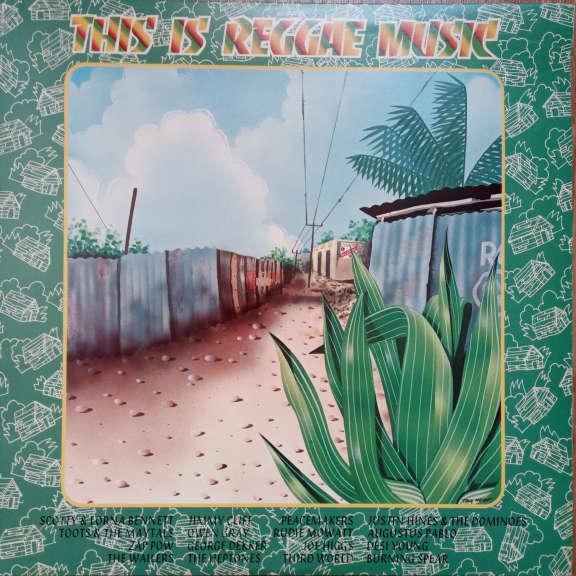Various This Is Reggae Music LP 0